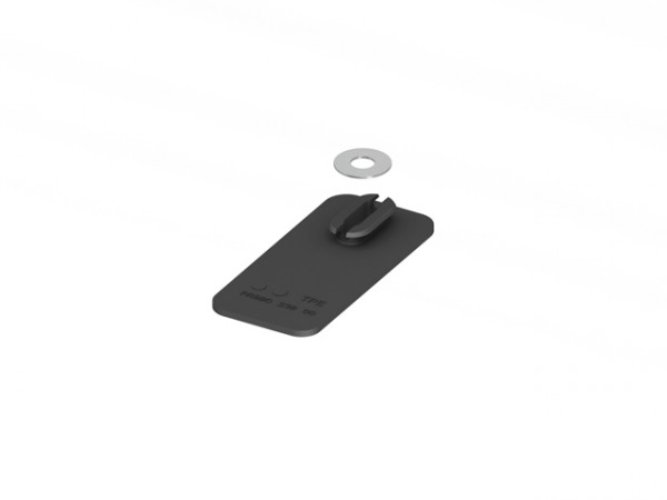 TECEprofil Schallschutzset für Befestigungswinkel