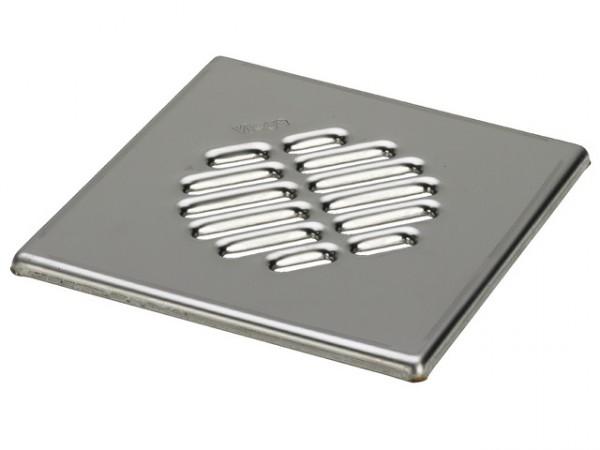 Viega Rost 4912.2-551, 112066 aus Edelstahl 150x150mm