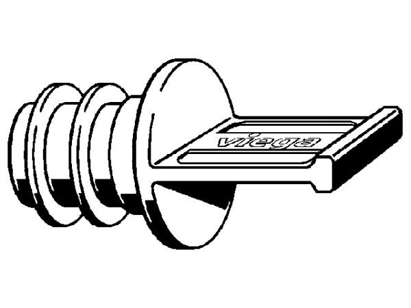 Viega Raxofix Schutzstopfen, Mod. 5359.1, aus Kunststoff