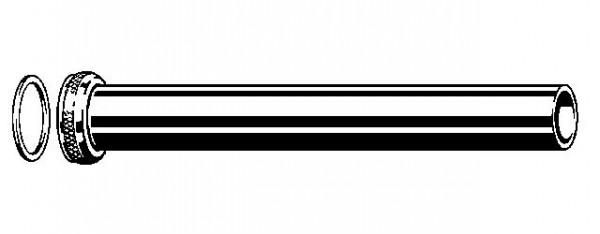 Viega Bördelrohr 32mm, Mod. 9945-143, gerade