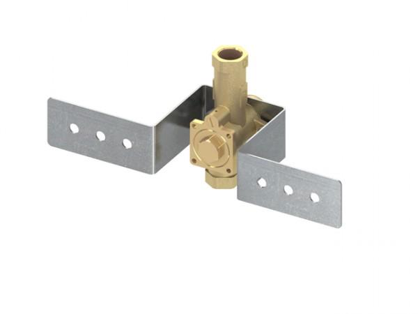 TECEbox Urinalspülergehäuse für Nassbau mit Haltebügel