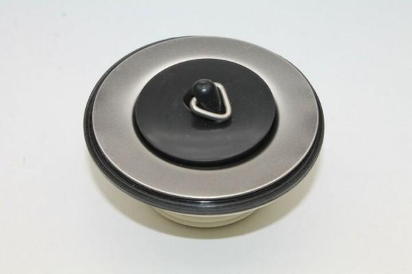 "PVC-Stopfenventil für Spüle (G 11/2"") x 70mm"