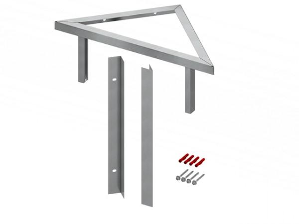 TECEprofil Modulbefestigung für 90° Wand-Eckmontage