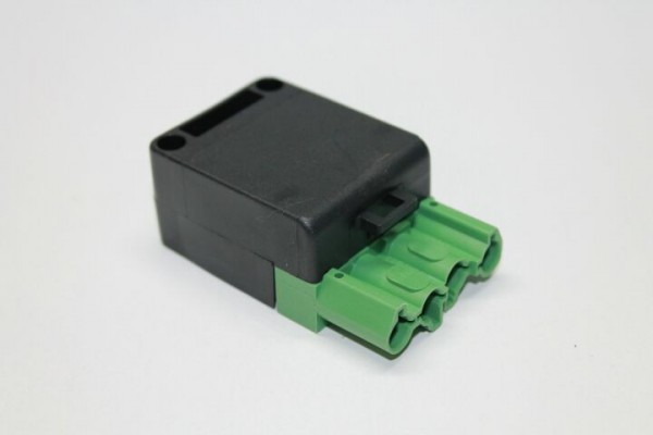 Kupplung 4-polig, grün/schwarz