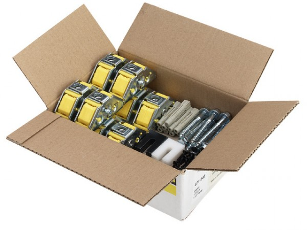 Viega Steptec Komplett-Paket, Mod. 8400