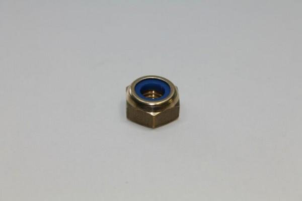 Suevia Sicherungsmutter M10, Messing, Nr. 102.0440 zu Mod. 41A/43/43A
