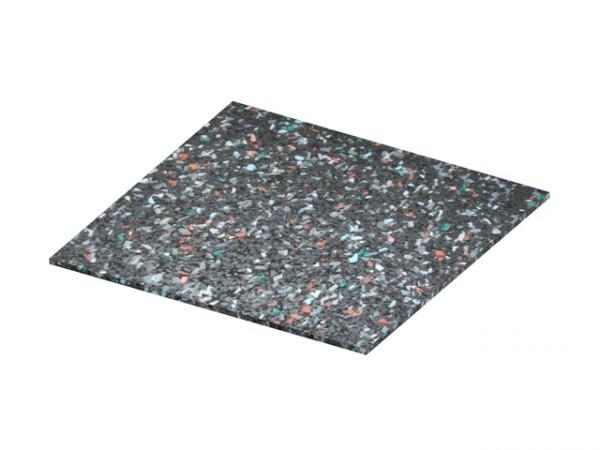 TECE Schallschutzmatte Drainbase für Drainline und Drainboard, Ro 8,0 m x 1,25 m x 6 mm