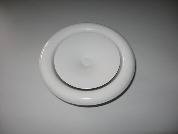 Tellerventil aus Metall DN 125, Zuluft