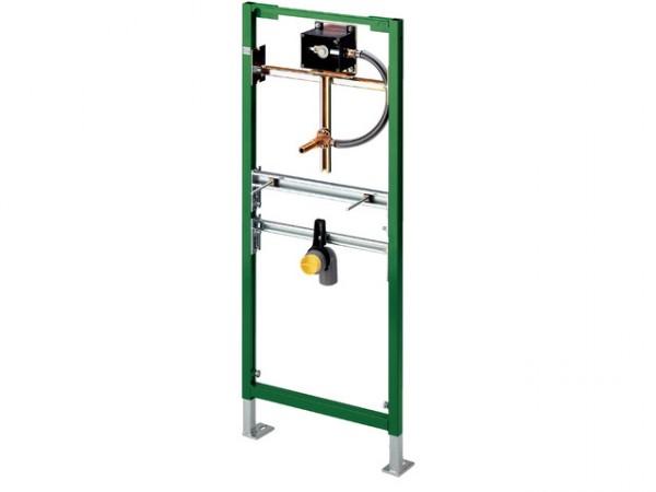 Viega Urinal-Element Ecoplus, Mod. 8164.5, m. Spuelsystem-Rohbauset