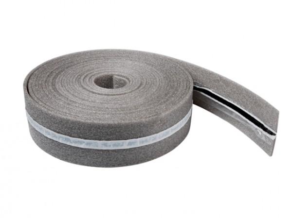 TECE Randdämmstreifen 10/160mm, mit Folie, selbstklebend (Ro 25m, VPE 100m)