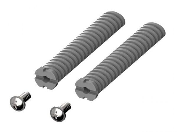 TECEspültechnik Befestigungsstangen +Schrauben, 2 Stück