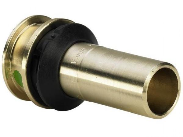 Viega Raxofix Einsteckstück, Mod. 5313, aus Rotguss, f. metall. Systeme
