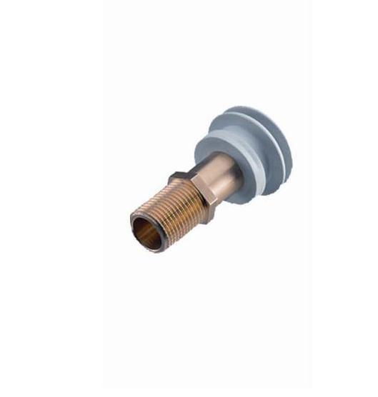 Urinal-Einlaufverbinder DN15 mit Lippendichtung