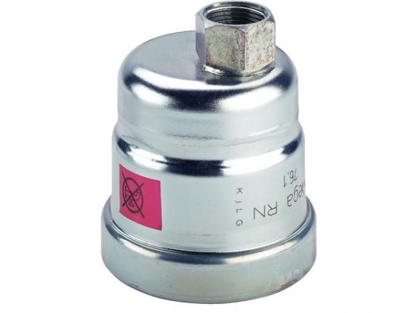 Viega Prestabo Verschlusskappe, Mod. 1156XL, m. Gewinde Rp 3/4 (iG), aus unlegiertem Stahl