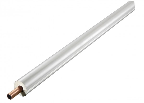 Kaiflex PUR-ALU Isolierschalen, ALU-Mantel (EnEV 100%)