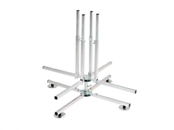 TECE Verlegehaspel, faltbar für TECEflex-Rollen bis 600 m
