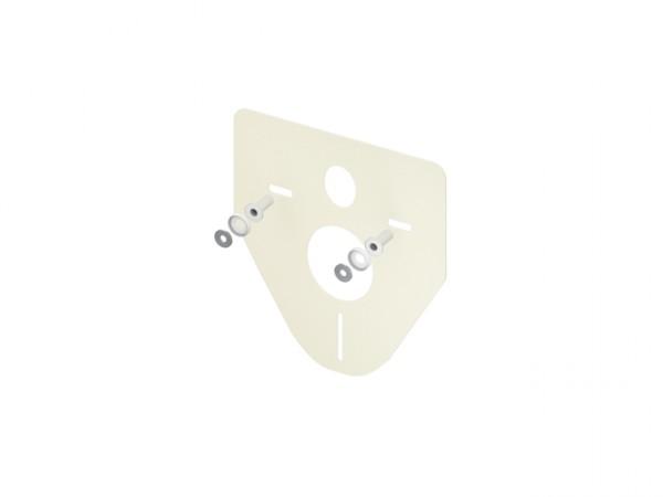 TECEprofil Schallschutzset für WC/Bidet wandhängend