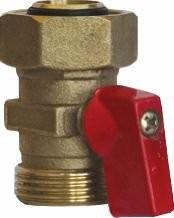 """Logafix Mini-Kugelhahn ventus, 3/4"""", MKH-3/4"""", Nr. HV9-3980"""