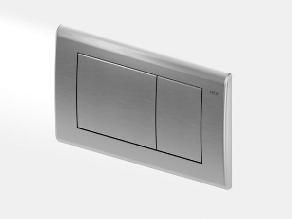 TECEplanus Betätigungsplatte für WC, Zweimengentechnik