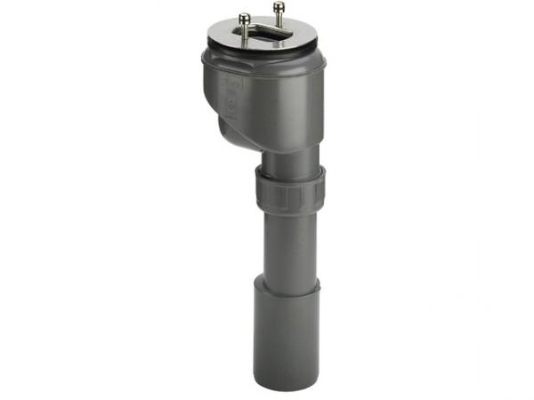 Viega Domoplex Funktionseinheit 6929.21, 40/50mm, 279226, Abg. senkr., Ablaufloch 65mm