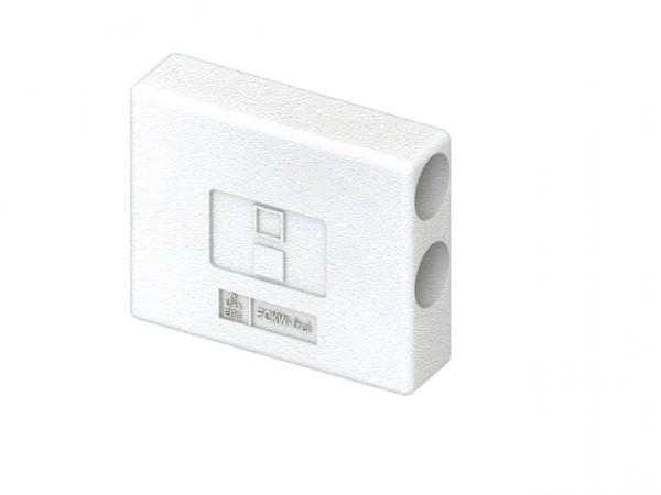 TECElogo Schutzbox Kreuzungsfitting 16-20 mm
