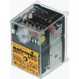 Satronic Steuergerät f. Gas, MMG 810.1 Mod.33
