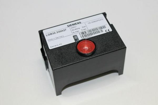 Landis & Gyr Steuergerät f. Gas, LGB 22.330 A 27