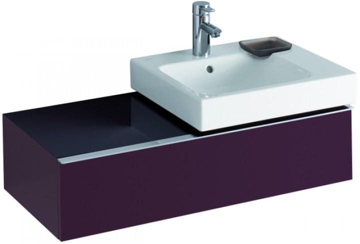 keramag waschtisch icon dekoschale rechts 500x485mm. Black Bedroom Furniture Sets. Home Design Ideas