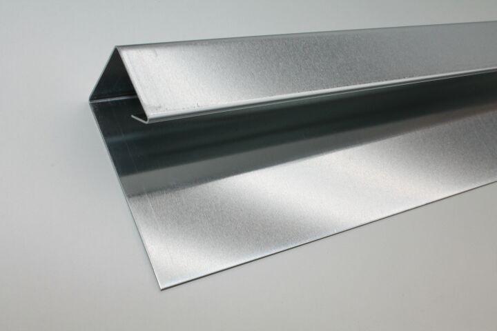 Fantastisch Titanzink-U-Profil, walzblank, Zuschnitt: 150 x 0.70 mm, 3  QY06