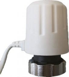Logafix Stellantrieb 230 V, First-Open, stromlos geschl., M30 x 1,5mm, IP54/II