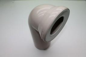 WC-Anschlußbogen 90°, DN 100, bahamabeige