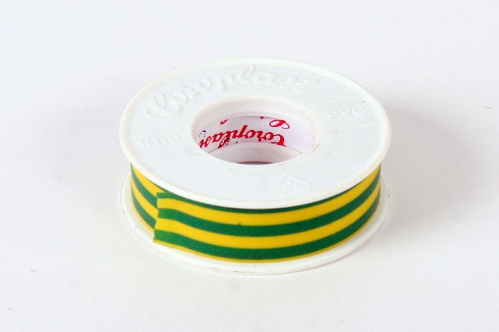 Coroplast Isolierband 15 Mm X 0 15mm Ro 10 M Klebeband