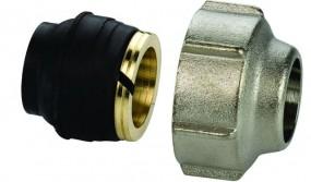 Simplex Anschluss-Set A1, 10 x 1 mm, 3/4